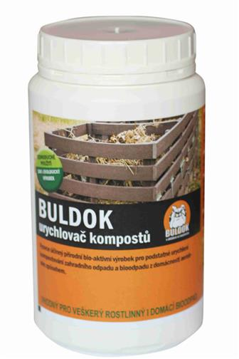 Buldok urychlovač kompostů 1kg