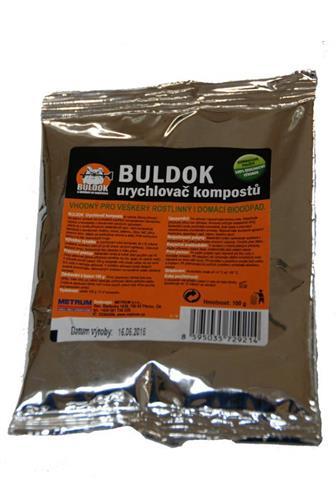 Buldok urychlovač kompostů 100 g