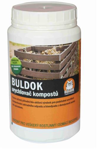 Buldok urychlovač kompostů 0,5 kg