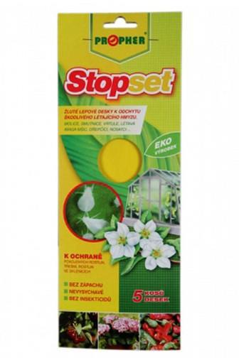 Propher StopSet pro skleníkové, pokojové a venkovní rostliny 5ks