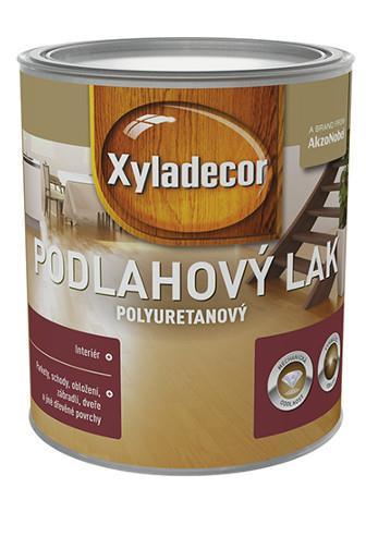 Dulux Xyladecor podlahový lak polyuretanový polomat 0,75 l