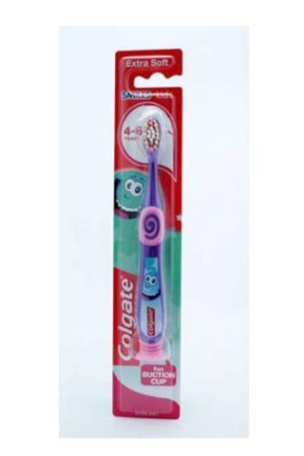 Colgate 6+ let měkký dětský zubní kartáček