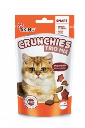 Akinu křupinky Trio Mix 50 g