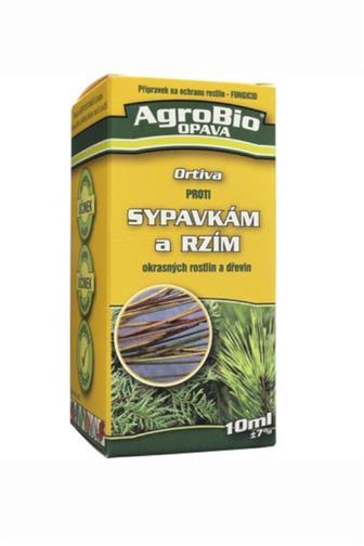 Agrobio Padlí zeleniny a okrasné rostlin 10 ml