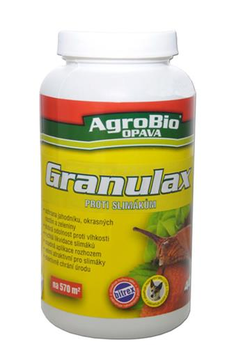 AgroBio Granulax proti slimkům 250 g