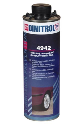 Dinitrol 4942 nepřelakovatelný vosk na podvozky 1 l