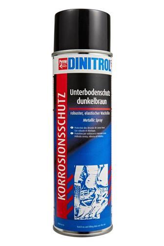 Dinitrol Metalic antikorózní ochrana podvozků sprej 400ml