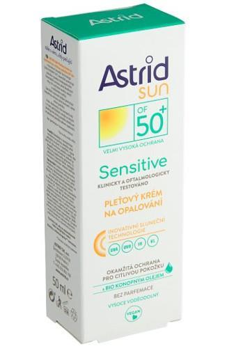 Astrid Sun hydratační krém na opalování OF 30 75 ml