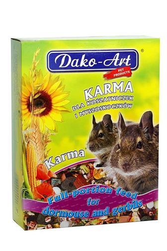 Dako-Art Karma plnohodnotné krmivo pro osmáky 1 kg