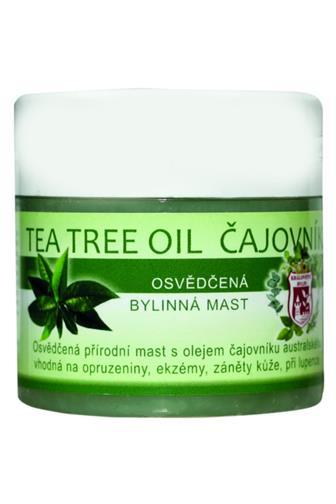 Bylinná mast Tea Tree Oil Čajovník 150 ml