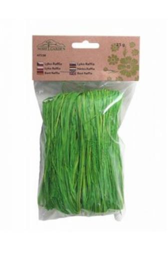 Lýko Raffia sv.zelená 25 g