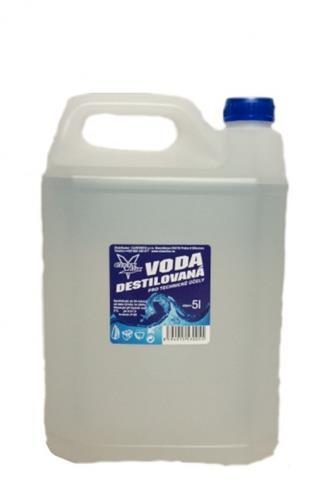 BLH Destilovaná voda 5 l