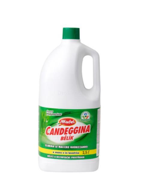 Candeggina Classica bělidlo 2,5 l
