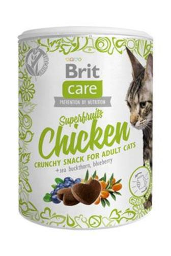 Brit Care Chicken Crunchy Snacks 100 g