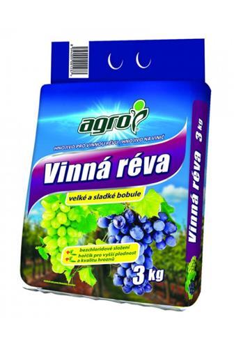 Agro Hnojivo pro Vinnou révu 3 kg