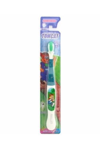 Abella kids Tomcat měkký dětský zubní kartáček