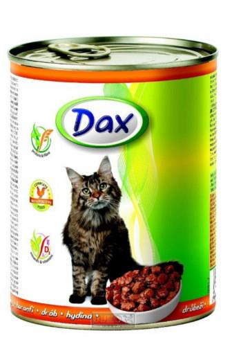 Dax Cat drůbeží 830g