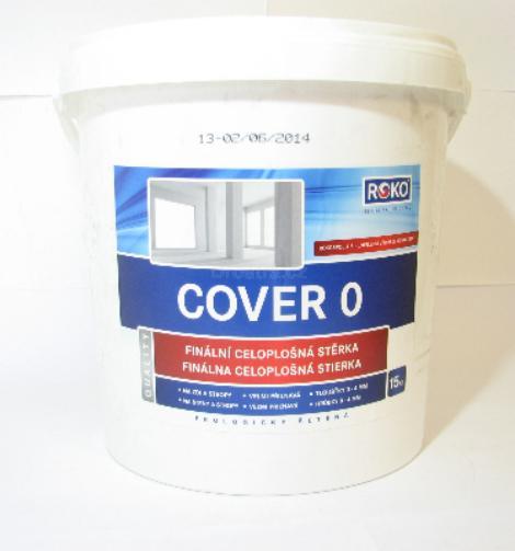 Roko Cover O finální stěrka 15kg