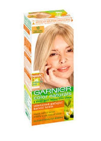 Garnier Color Naturals Créme barva na vlasy 10 velmi světlá blond