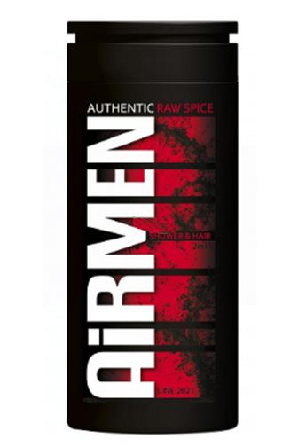 Authentic AiRMen 2v1 Raw Spice 400 ml