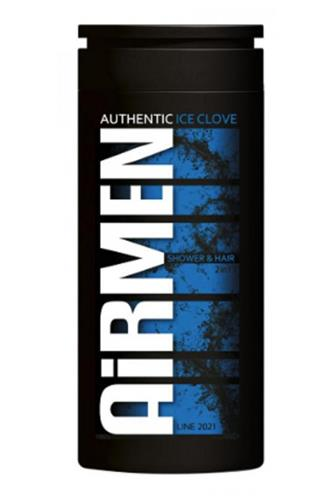 Authentic AiRMen 2v1 Ice Clove 400 ml