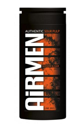 Authentic AiRMen 2v1 Sour Pulp 400 ml