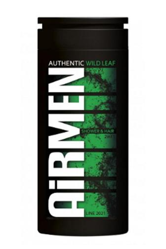 Authentic AiRMen 2v1 Wild Leaf 400 ml