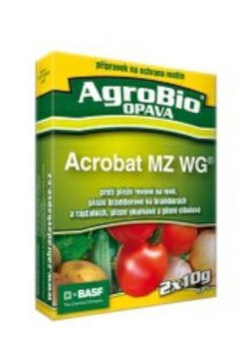 Agrobio Acrobat MZ WG 4 x 20 g