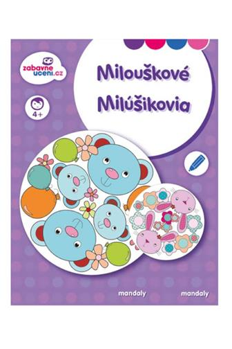 Milouškové mandaly Ditipo A4