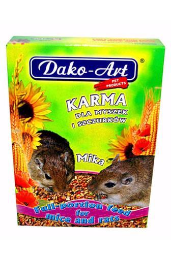 Dako-Art krmivo pro myši a potkany 500g