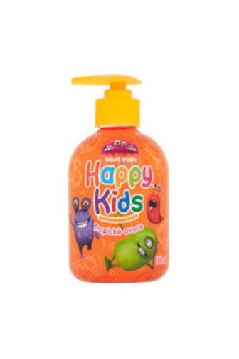 Happy Kids tekuté mýdlo tropické ovoce 300 ml