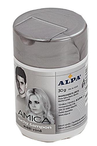 Amica suchý šampon svěží vůně 30 g