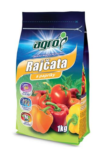 Agro Hnojivo pro rajčata a papriky 1 kg