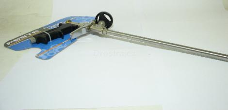 Pistole na PU pěnu kovová Hobby dlouhá