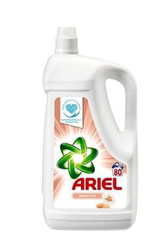 Ariel gel sensitive prací prostředek 62 dávek 3,410ml