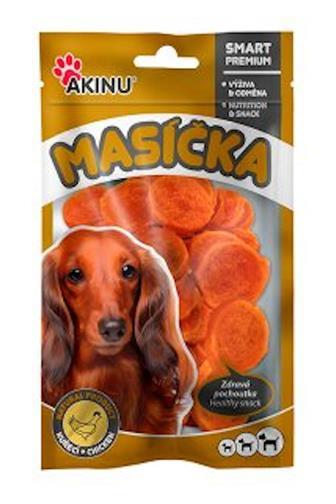 Akinu chipsy kuřecí 75 g