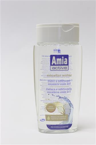 Amia active micelární voda 2v1 200 ml