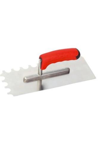 Festa Hladítko nerez zub 16 mm 280 x 130 mm dřevěná rukojeť