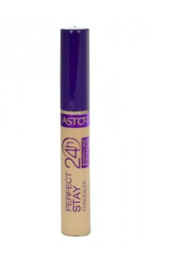 Astor Perfect Stay 24h + Perfect Skin Primer Concealer korektor 001 Ivory 6,5 ml