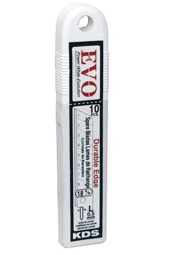 EVO Náhradní čepelky KDS 18mm 0,5mm 10 ks