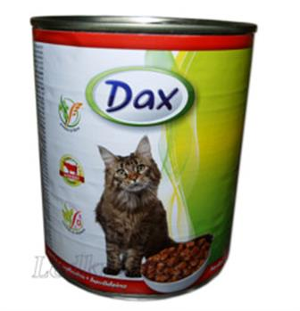 Dax hovězí cat 850ml