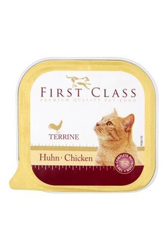 First Class s kuřecím masem pro kočky 100 g