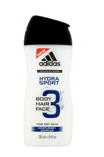 Adidas Hydra Sport sprchový gel 250 ml