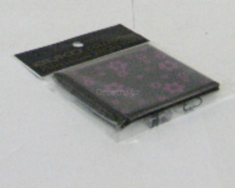 Zrcátko oboustranné zvětšovací čtverec