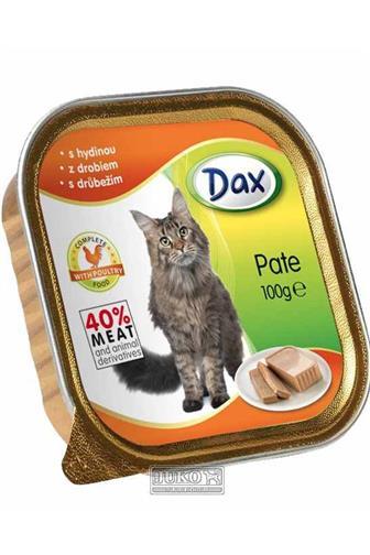 Dax Pate krmivo pro kočky drůbeží 100 g