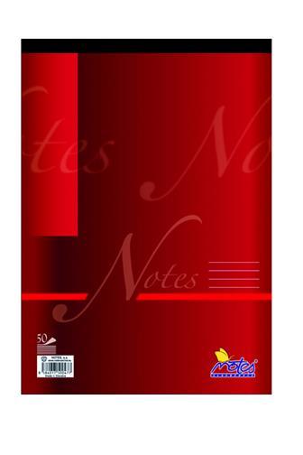 Notes Poznámkový blok A4 linka 50 listů