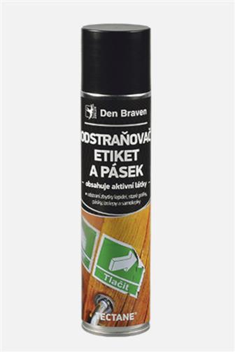 Den Braven Odstraňovač etiket a pásek 400 ml