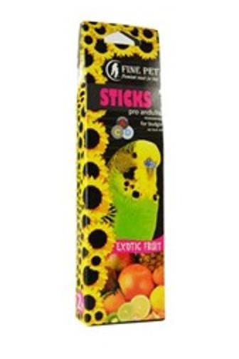 Fine Pet Sticks Exotic Fruit ovocné tyčinky 2 ks