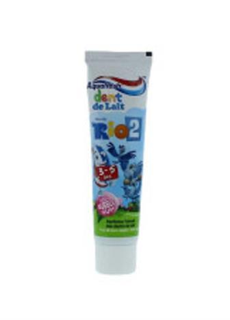Aquafresh Dent dětská zubní pasta 2-5 let 50 ml