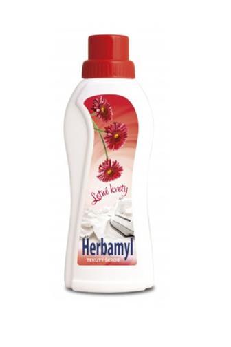 Herbamyl škrob na prádlo Summer Flowers 500 ml